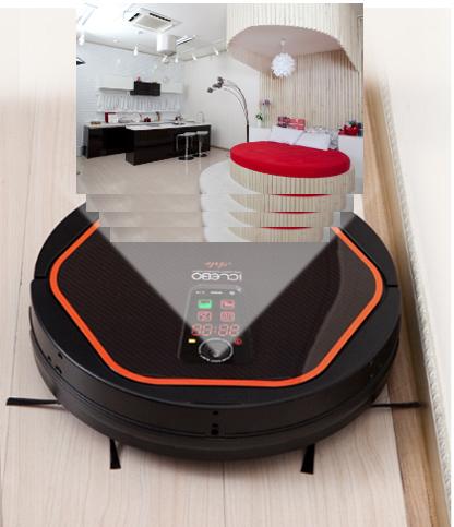 robot domestique autonome